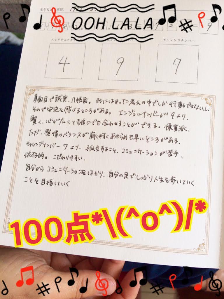 あゆちゃんパーソナルカルテ