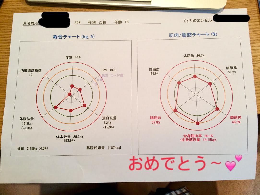 レミちゃんチャート